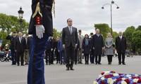 France : Commémorations du 70e anniversaire de la capitulation allemande