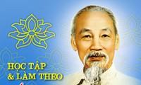 Suivre l'exemple moral de Ho Chi Minh dans la sensibilisation de la population