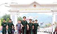 Succès du 2ème échange amical de la défense frontalière Vietnam-Chine