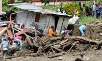 Glissement de terrain meurtrier dans le nord-ouest de la Colombie