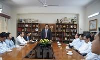 Le ministre de la Défense Phùng Quang Thanh en visite en Inde