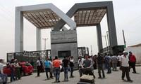 L'Égypte rouvre le point de passage de Rafah vers la Bande de Gaza