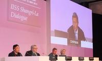Clôture du 14e Dialogue de Shangri-La à Singapour