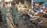 22 Thailandais arrêtés pour avoir participé à des bombardements dans le sud du pays