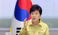 MERS-CoV : Park Geun-hye donnera les pleins pouvoirs aux experts médicaux