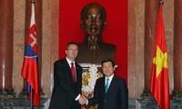Défense : dynamiser le partenariat Vietnam-Slovaquie