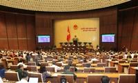 Assemblée nationale : résolution sur le solde du budget d'Etat de 2013 adoptée