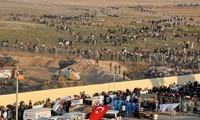 La Turquie ouvre sa frontière à des milliers de Syriens fuyant la guerre