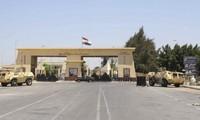 L'Egypte continue de rouvrir le point de passage vers Gaza à Rafah