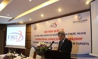 Mettre en place un réseau d'experts vietnamiens à l'étranger