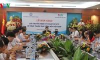 VTC appartient désormais à la Voix du Vietnam