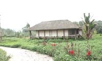 Les maisons sur pilotis de style Raglai