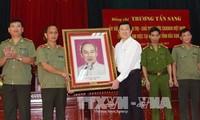 Truong Tan Sang : Bac Can doit mobiliser toutes les ressources pour se développer