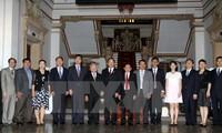Vietnam-Chine : vers une collaboration accrue dans l'inspection disciplinaire