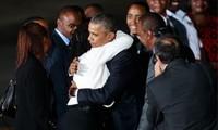 Kenya : Barack Obama est arrivé sur la terre de ses ancêtres