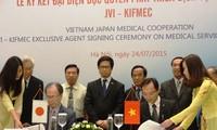 Premier accord de coopération sanitaire Vietnam-Japon