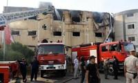 Egypte : 25 morts dans l'incendie d'une usine