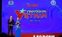 12ème édition du programme « Gloire au Vietnam »