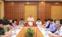 Nguyen Xuan Phuc en tournée à Lang Son et à Quang Ninh