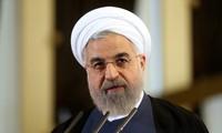 Le président iranien satisfait de l'accord sur le nucléaire
