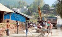 Les habitants de Hà Giang s'unissent dans l'instauration de la nouvelle ruralité