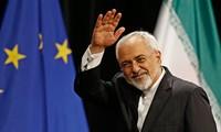 Nucléaire iranien : Javad Zarif qualifie l'accord d'« équilibré »