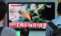 Echanges de tir entre les deux Corées