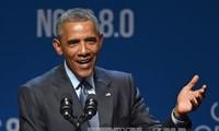 Barack Obama presse le congrès d'adopter rapidement le budget