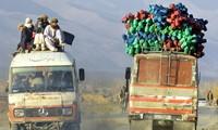 Afghanistan: des hommes armés tuent 13 passagers de deux véhicules