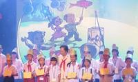 La fête de la mi-automne pour les enfants démunis de Hanoi