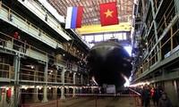 La Russie a mis à l'eau le dernier sous-marin Kilo acheté par le Vietnam