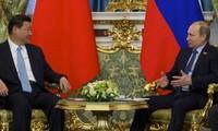 Moscou et Pékin partagent des points de vue
