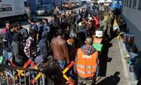 L'Allemagne a accueilli 280.000 migrants en septembre, un record