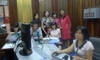 La VOV lance la nouvelle station en anglais 24/7