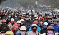 Hanoi : 5 nouveaux projets des transports pour réduire les embouteillages
