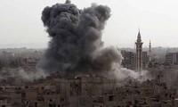 Syrie: dialogue militaire américano-russe pendant les bombardements