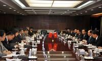 Vietnam-Chine: porter la valeur du commerce bilatéral à 100 milliards de dollars en 2017