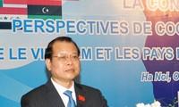 Promouvoir la coopération  entre le Vietnam et les pays du Moyen Orient et d'Afrique
