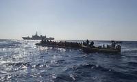 L'opération Sophia devrait intervenir dans les eaux et sur les côtes libyennes