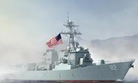 De nombreux pays confirment leur respect de la liberté de navigation en mer Orientale