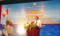 Bilan des expositions sur Hoang Sa-Truong Sa 2013-2015