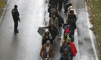 Berlin et Vienne limitent le passage des migrants