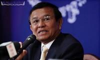 Cambodge: Kem Sokha démis de ses fonctions