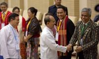Compromis entre le gouvernement birman et les groupes armés sur le cessez-le-feu