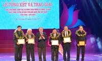 Remise des prix du concours de composition sur l'Assemblée nationale