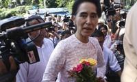 Scrutin au Myanmar : les dirigeants de la LND se montrent prudents