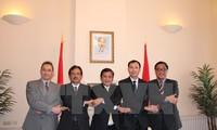 Inauguration de la commission de l'ASEAN à La Haye, aux Pays-Bas