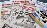 Amender la loi sur la presse pour concrétiser la Constitution 2013