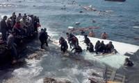 1,2 million de migrants illégaux sont entrés dans l'Union européenne