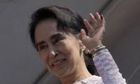 Myanmar: Aung San Suu Kyi appelle au dialogue